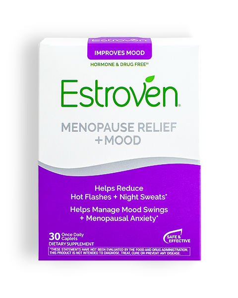 Menopause Relief + Mood - Large