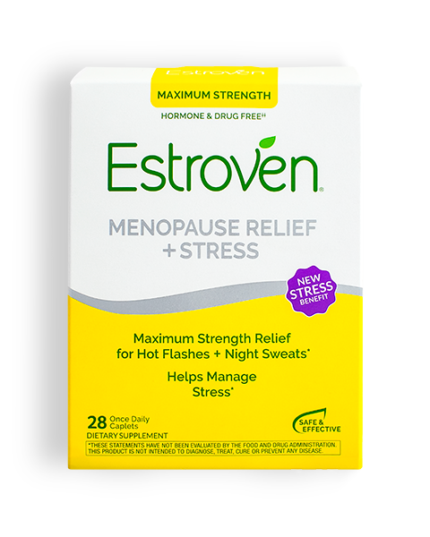 Menopause Relief + Stress - Large