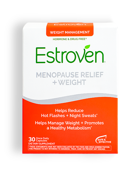 Estroven® Menopause Relief + Weight